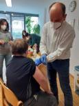 Impfstation Tagesstruktur Fuchsenfeld