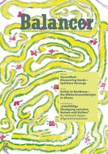 Cover Zeitschrift Balancer Nr. 81