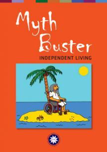 cover der Broschüre Myth Buster