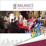 Cover der interaktiven BALANCE-Broschüre