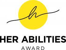 Logo Her Abilities Award
