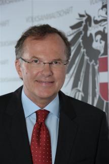 Volksanwalt Günter Kräuter