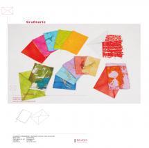 Grußkarten aus handgeschöpftem Papier